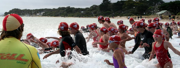 Sorrento SLSC Bay Swim