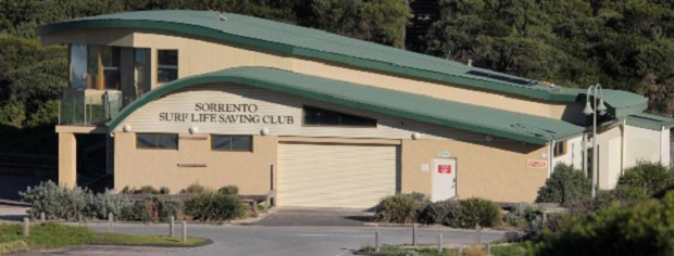 Sorrento SLSC Clubhouse