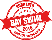 Sorrento SLSC Bay Swim Logo