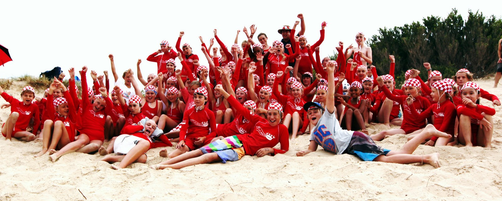 Sorrento SLSC Nippers